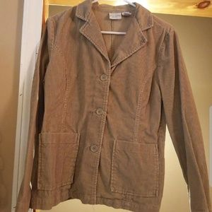 Cordory Jacket *EVERYTHING MUST GO by SEP 30*